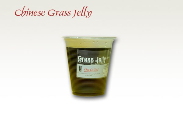 Chinese Grass Jelly