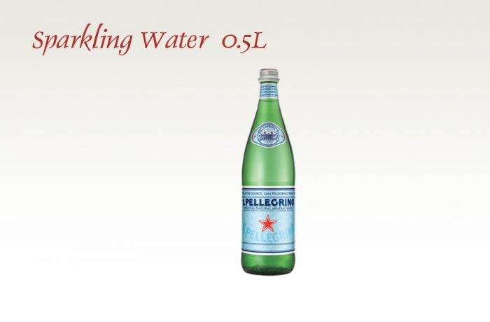 Sparkling Water 0.5L