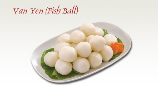 Van Yen – Fish Ball
